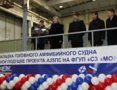 На феодосийском заводе «Море» до 2020 года построят 20 пограничных сторожевых катеров на воздушной подушке