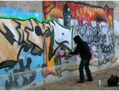 В Феодосии рисуют на фасадах
