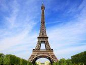 Вокруг Эйфелевой башни собрались возвести прозрачную пуленепробиваемую стену