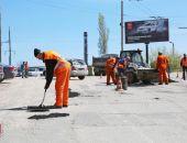 В Крыму в этом году запланирован ямочный ремонт региональных дорог в объёме 104 тыс. кв.м