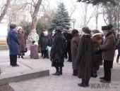 В Феодосии почтили память А. С. Пушкина (видео)