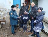 В Феодосии сотрудники МЧС провели профилактические рейды