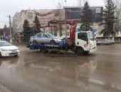 В Крыму установили новые тарифы на принудительную эвакуацию машин