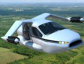 """В Дубаи представили первый в мире """"летающий автомобиль"""""""