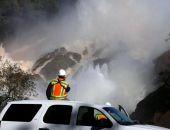 В США объявлена чрезвычайная ситуация в Калифорнии из-за угрозы прорыва плотины