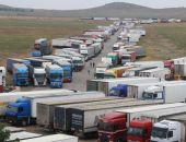 Движение на автодороге к Керченской переправе со стороны Тамани восстановлено