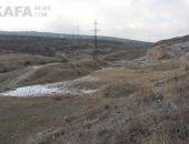 Прогулка по зимней Феодосии: Вверх по Заводской балке
