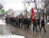 В Феодосии состоялся митинг, посвященный 28-й годовщине вывода советских войск из Афганистана (видео)