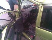 В Крыму в ДТП столкнулись «легковушка» и микроавтобус, – шесть человек получили травмы