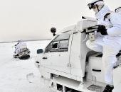 Россия начала в Арктике испытания новой техники для российской армии