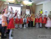 В Феодосийской школе-интернате встретили Масленицу (видео)