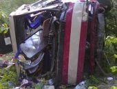 Следственный комитет передал в суд уголовное дело по факту гибели 7 человек в результате крушения рейсового автобуса в районе села Щебетовка
