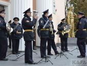 В Феодосии поздравили защитников Отечества