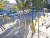 В Феодосии будут установлены спортплощадки на 4 млн. рублей