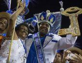 В Рио-де-Жанейро стартовал карнавал