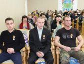 Трёх крымчан наградили медалями за участие в военной операции в Сирии