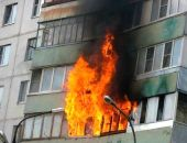В Севастополе из горящей 9-этажки спасатели эвакуировали 22 человека