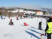 В Крыму погиб подросток, катаясь на санках на Ай-Петри
