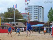 Пляжную волейбольную площадку на Черноморской набережной в Феодосии снесут