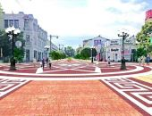 Реконструкцию центра столицы Крыма закончат к концу марта под тотальным контролем администрации
