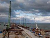Заказчик строительства Крымского моста принял выполненных работ на 55 млрд рублей