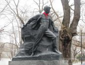 Феодосийские школьники почтили память партизана Вити Коробкова (видео)