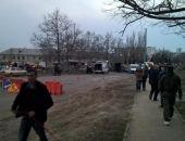 В Севастополе тройное ДТП: у груженого самосвала отказали тормоза, водитель погиб (фото)