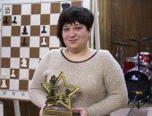 Шахматистка из Феодосии Оксана Грицаева – 67-я в мировом рейтинге ФИДЕ