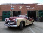По Крыму проедут иностранцы на классических советских автомобилях (фото)