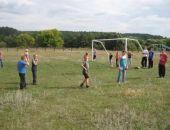 В Феодосийском округе в селе Краснокаменка остановили детский футбол