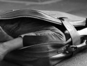 На паромной переправе в Крыму задержали два десятка человек, прятавшихся в автобусе под вещами