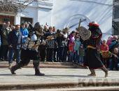 Сегодня в честь дам в Феодосии  сразились средневековые рыцари (видео)