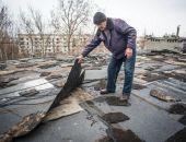 В Кировском районе в ходе капремонта две многоэтажки всю зиму простояли без кровли