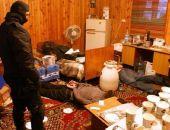 В Крыму ФСБ нашла у симферопольского чиновника дома нарколабораторию