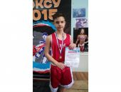 Феодосиец стал лучшим на чемпионате по тайскому боксу