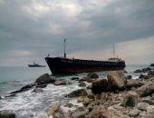 В Крыму на берег выбросило турецкий сухогруз, возможно, с контрабандным грузом (фото)