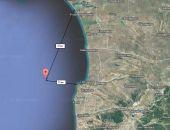У крымского побережья спасли четырёх моряков