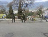 В Крыму сегодня «вежливые люди» оцепили южнобережный санаторий (фото)