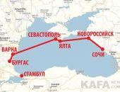 В круизный маршрут Сочи – Крым вместо Стамбула могут добавить болгарские Варну и Бургас
