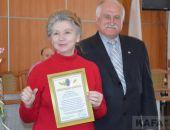 Феодосийцев наградили в честь Крымской весны (видео)
