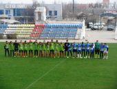 В Феодосии состоялся товарищеский матч по регби