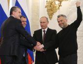 Поздравление Главы Республики Крым с Днём воссоединения Крыма с Россией