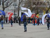 В Феодосии с размахом отметили День воссоединения Крыма с Россией (видео):фоторепортаж