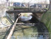 В Феодосии мост через Байбугу по ул. Федько реконструируют