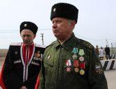 Феодосийские казаки побывали на праздничных мероприятиях в Армянске:фоторепортаж