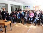 Полицейские обсудили вопросы толерантности с феодосийскими студентами