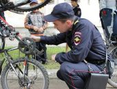 В Крыму у швейцарского велосипедиста украли велосипед, на котором он ехал в Таиланд