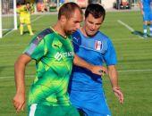 Футболисты феодосийской «Кафы» проиграли «Евпатории»