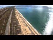 В Крыму пляж, расположенный между Саками и Евпаторией, приведут в порядок
