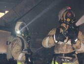 В Феодосии сегодня случился пожар